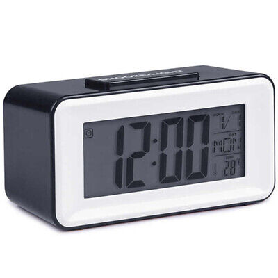 Digital Led Alarm Clocks Student Clocks With Week Snooze Thermometer Watch T7A9