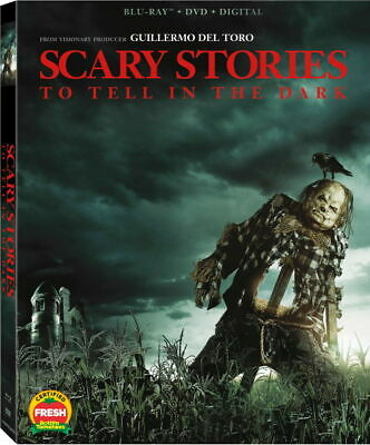 Scary Stories to Tell in the Dark - BLU RAY ONLY - NO DVD OR DIGITAL