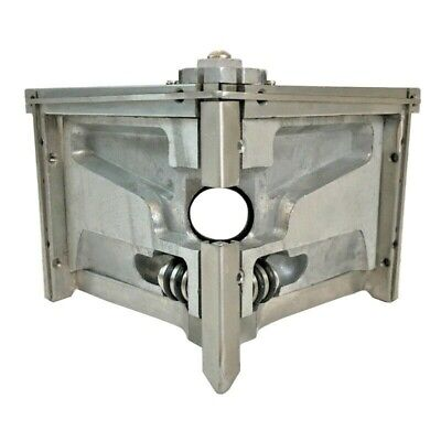 """Platinum Drywall Tools 3.5"""" Angle Head Corner Finisher with Wheels"""