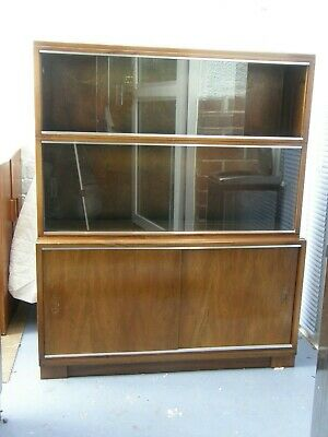 Mid Century Vintage Minty Library Bookcase