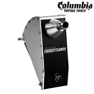 "Columbia Drywall Tools 8"" Corner / Angle Box Throttle Box"