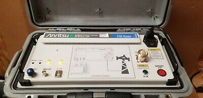 ANRITSU MW8219A PIM Tester Option 0420 Unit #2