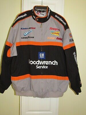 Chase Authentics Kevin Harvick GOODWRENCH SERVICE Racing Jacket Mens Size XL