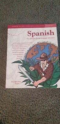 Power Glide Foreign Language courses Spanish