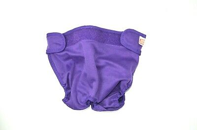 Simple Solution Female Cover-ups, Washable Purple Large