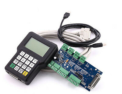 DSP 0501 Controller For 3 Axis CNC Router Engraver DSP Handle in English Version