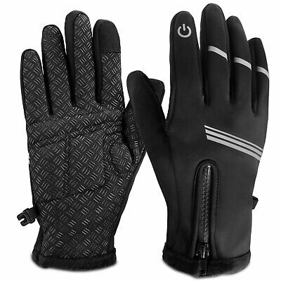 Touch Screen Winter Gloves Waterproof Thermal Warm Ski Snow Snowboard Men Women