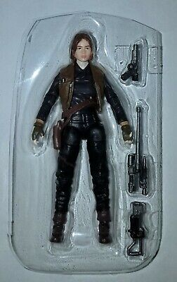 "Star Wars Vintage Collection VC119 Rogue One JYN ERSO Loose 3.75"" Hasbro 2018"