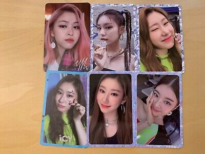 ITZY IT'z ICY 1st Mini Album - Official Photocards Choose Member - US Seller