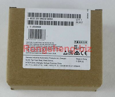1PC New In Box SIEMENS 6ES7 231-5ND32-0XB0 SIMATIC S7-1200 Analog Input Module