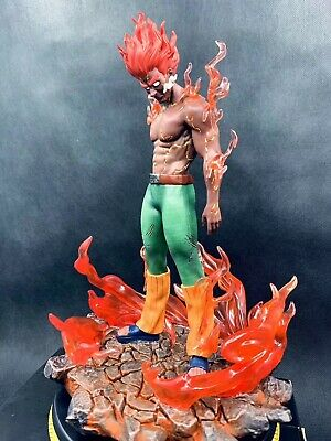 Naruto Might Guy PVC Figure Model Painted JZ Studio Resin Statue New in Box