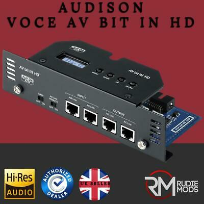 Audison Voce AV bit IN HD Digital Interface for Multiple Audison Amplifiers