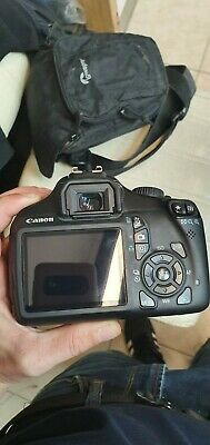 Canon EOS Rebel T3 12.2MP Digital SLR Camera - Black (with professional lens)