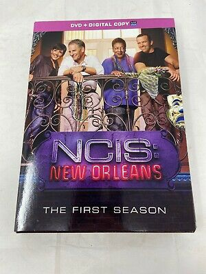 NCIS: New Orleans - The First Season 1 DVD, 2015, 6-Disc Set