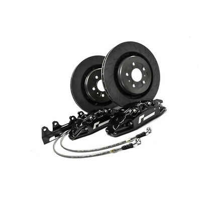 Racingline Performance Stage 2 Brake Kit - 345mm - For MQB Cars - Black