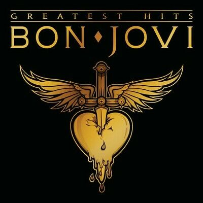 Greatest Hits - Bon Jovi (2010, CD NEU) 602527517001