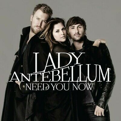 Need You Now - Lady Antebellum (2010, CD NEU)