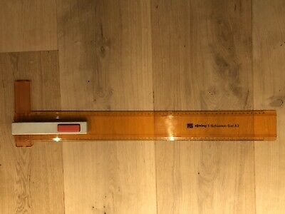 Rotring T-Schienen T Square Set Ruler Drafting Machine For Architects Designers