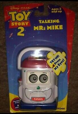 Toy story 2 talking mr mike