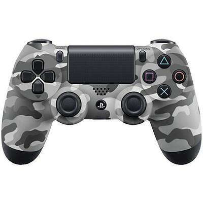 PS4 Sony DualShock 4 Wireless Controller for PlayStation 4 New in Box Urban Camo