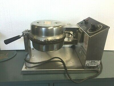 Gold Medal Giant Waffle Cone Baker Maker Machine MODEL 5020