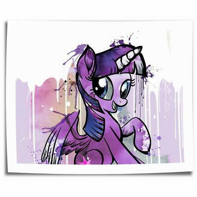 """16""""x22""""My Little Pony HD Canvas print Painting Home decor Picture Room Wall art"""