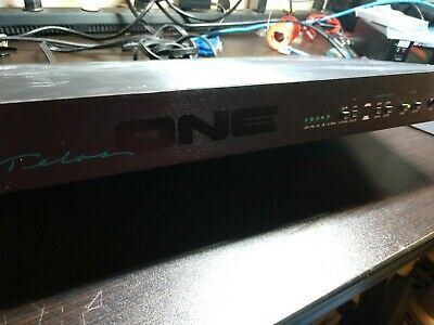 Telos One Rack Mount Digital Phone Hybrid  Broadcast Phone Audio Console