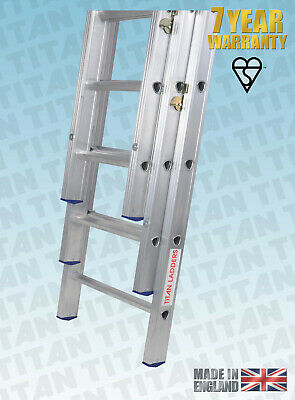 Class One Double and Triple Industrial Ladders, Trojan,Long Lasting, Very strong
