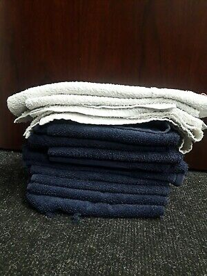 1. 4kg Towelling cotton Rag Mechanic cleaning workshop towels 24/10 AK