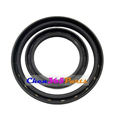 New STD Front and Rear Crankshaft Oil Seal For Kubota V1902 Engine