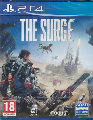 The Surge (PS4) Brand new and sealed