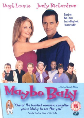 Hugh Laurie, Joely Richardson-Maybe Baby DVD NEUF