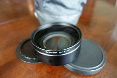 Sony VCL-HG0872X Wide Conversion Lens (Black)