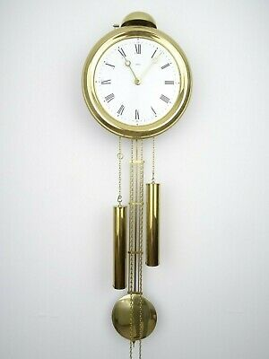 Vintage Antique DUTCH ORFAC Comtoise Wall Clock 8 day