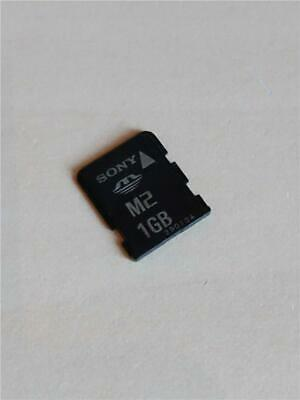 Genuine Sony 1GB M2 Memory Card for Compatible PSP Camcorders Sony Mobile Phones