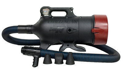 Double K Challengair AirMax Extreme Forced Air Dryer, 2 Speed