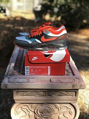 Nike Air Max Lunar 1 Deluxe – Team Red Challenge Red