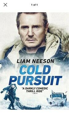 cold pursuit dvd 2019. Free Shipping