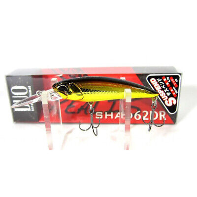 0244 Realis Shad 62 DR Suspend Lure DSH3061 Duo