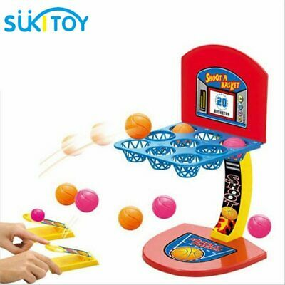 Party Game Toys For Children Board Game Mini Basketball Shooting Oyuncak Desktop