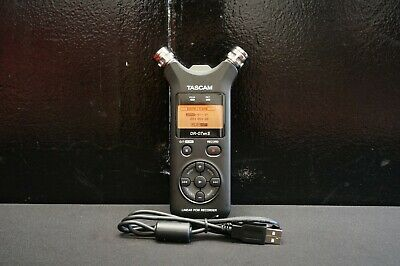 Tascam DR-07 MKII Portable Digital Handheld Recorder