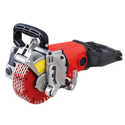 220V Hydropower Installation Dust-free Wall Concrete Electric Cut Slotting Tool