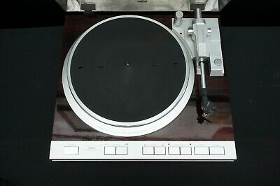 Denon DP-47F Fully Automatic Direct Drive Vintage Turntable 240V
