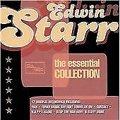EDWIN STARR / STAR - The Very Best Of - Greatest Hits Collection CD NEW / Sealed