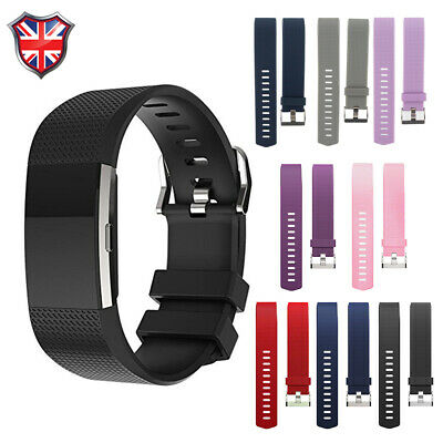 Replacement Strap Band Classic Metal Buckle Wristband Accessory For FitBit Ionic