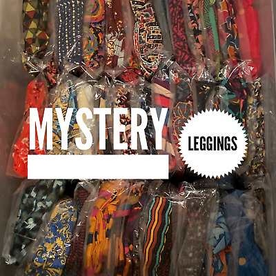 NEW LuLaRoe Halloween MYSTERY Leggings Kids S//M L//XL Tween OS TC TC2 Tall Curvy