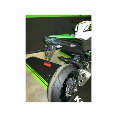443195 - Support de plaque V PARTS noir Kawasaki Z800