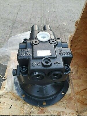 Nabtesco Case Cx130 D Slew Reduction Motor P/N Lj016070 / Free Delivery Inc