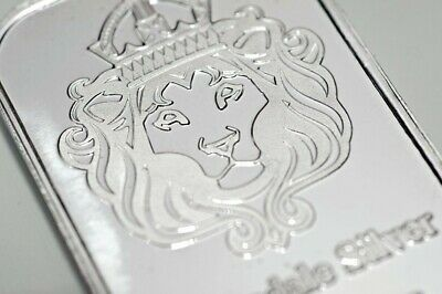 Scottsdale 1oz 'The One' Silver Bar
