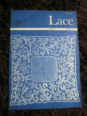 Lacemaking magazines: Lace Guild number 19 (Summer 1980)